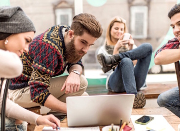 Millennials comprise the largest share of the workforce